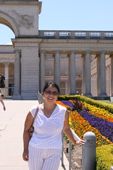 Sumi at Legion of Honor (San Francisco)