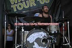 Against Me! (PhotographN.com) Tags: sanfrancisco warpedtour againstme pier3032