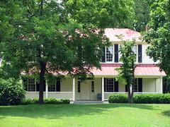 Burwell School in Hillsborough North Carolina