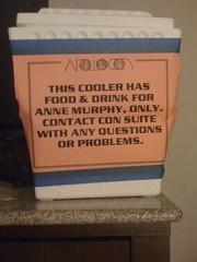 Anne's snack cooler