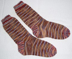 Stockinette Socks