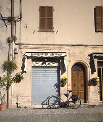 An Italian scene