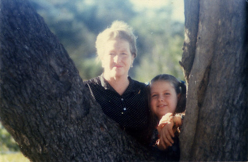Memaw and Diana, 1984