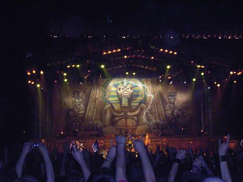 Iron Maiden? EXCELLENT!