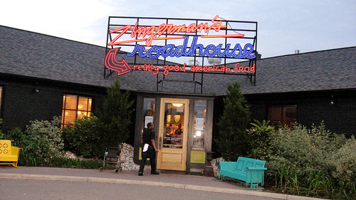 Trip to Zingerman's Roadhouse