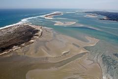 New Chatham Break Aerial - April 26, 2008 (Chris Seufert) Tags: ocean sea beach break capecod massachusetts newengland erosion chatham outer harwich nauset