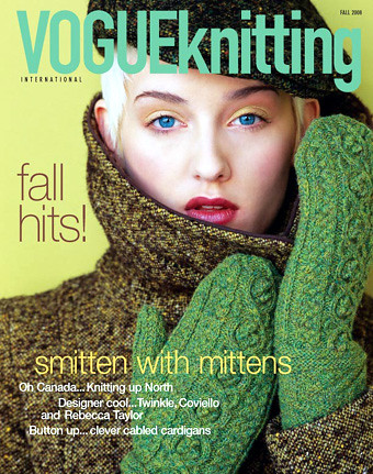 Vogue Fall 2008 Cover (by b r o o k l y n t w e e d)