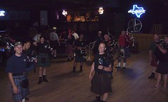FOOLS Party Texas Hall of Fame (BFD Lt) Tags: drums piper bagpipes bagpiper pipesanddrums bryanfiredept