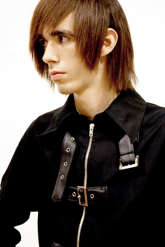 Famous Emo Hairstyle: EMO FASHION