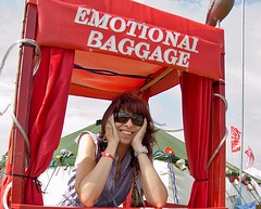 Emotional Baggage, Secret Garden Party 2008