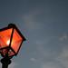Montesegale, lampione