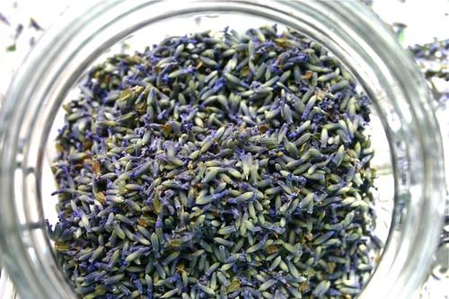 lavender storage