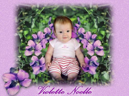 Violette Noelle, Little Sprout