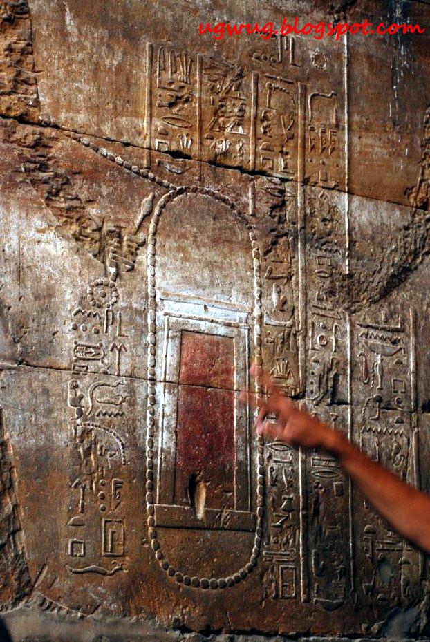 Story Telling in Temple Of Edfu