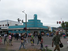 art deco seaside, oregon
