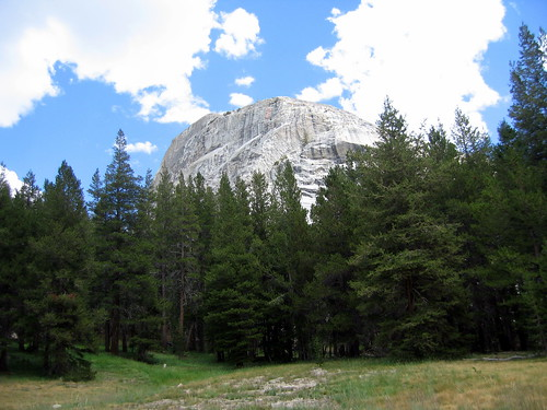 Lembert Dome Hike in Yosemite