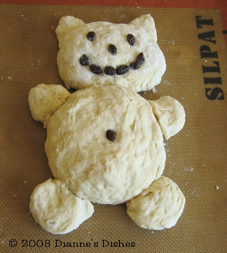 """Bear"" Bread: Ready to Rise"