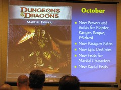 D&D Q&A: Martial Power