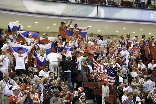 Beijing Day 6 — Basketball USA v RUS — 149