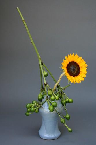 Ikebana-nagiere