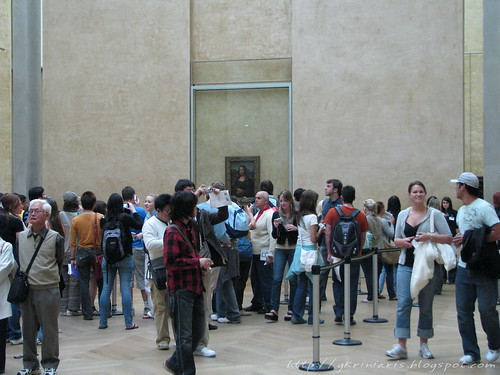 Mona Lisa room