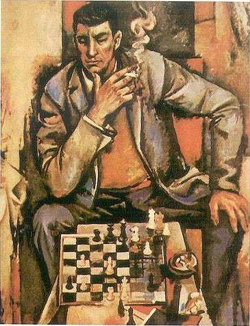 Gli scacchi e l'arte