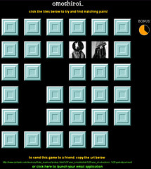 memory game (saikiishiki) Tags: game frank weimaraner memory matching ze memari