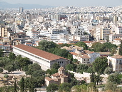 Athens (just bre) Tags: ruins athens greece ancientgreece