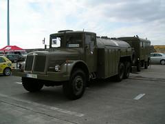 Tatra 111 C (Mr.Awenec) Tags: truck army tank czech c sunday 111 2008 tanker tatra hradec truckfest maruka letit krlov nedle