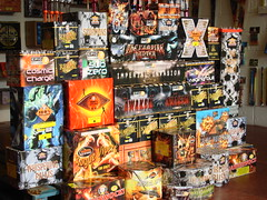 Pile them high, sell em low (EpicFireworks) Tags: colour fireworks guyfawkes firework burst pyro marvel sparks 13g epic barrage pyrotechnics