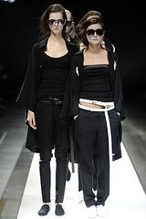 Yohji Yamamoto S/S 2009