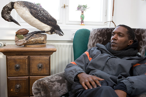 Lemn Sissay in the Uummannaq Children's Home