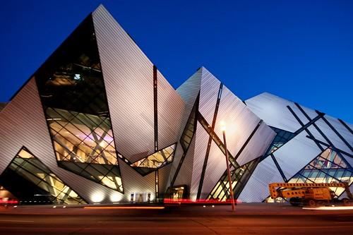 Royal Ontario Museum - Crystal - Daniel Libeskind