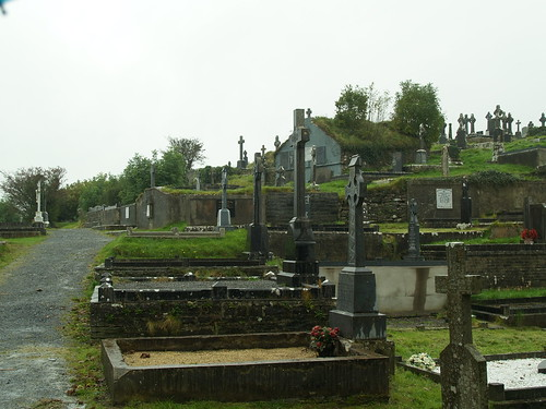 "Ennistymon Graveyard • <a style=""font-size:0.8em;"" href=""http://www.flickr.com/photos/75673891@N00/2923082660/"" target=""_blank"">View on Flickr</a>"