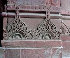 Purana Qila, Delhi, India (balavenise) Tags: india architecture delhi muslim islam prayer religion mosque mosque puranaqila premoghal