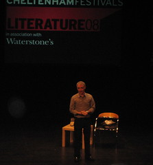 Eoin Colfer at the Everyman Theatre