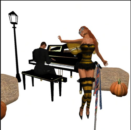 bee girl tribute (Blind Melon - No Rain)