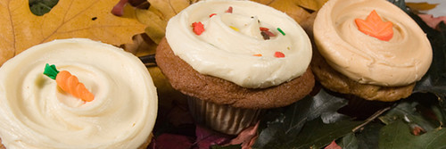 Cupcake Royale's fall treats!