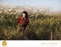 Into the Sky (t h e g o o d p a k) Tags: model korea seoul 5d skypark canonef135mmf2lusm yoonju