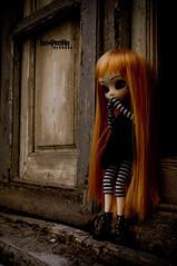 la fille de Pinel (★ ♥ Pounkie ☠ †) Tags: france vacances marseille explore pullip nero lepanier pullipcustom ixtee pullipnero néoprenn wiglaudanum levieuxmarseille lafilledepinel