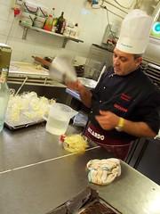 """Collaborazione con Francesco Cassarino """"Monoporzioni Moderne Ottobre 2008"""""""