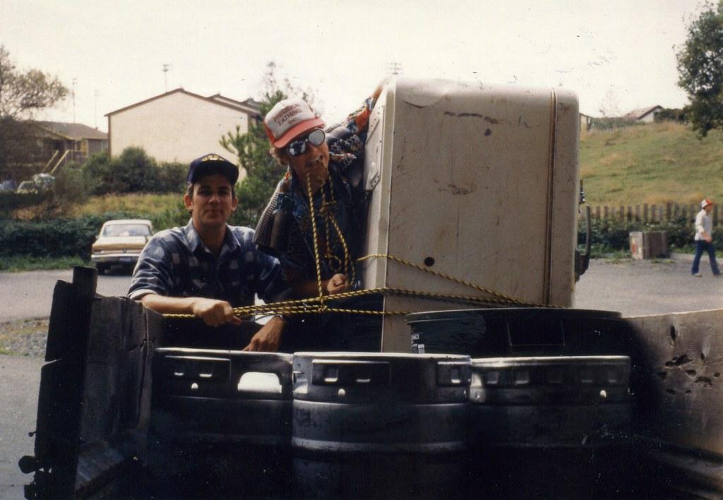 Dan - Steve McHaney - Band Camp 1983