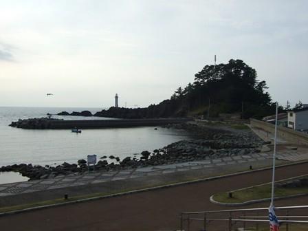 鼠ヶ関~弁天島