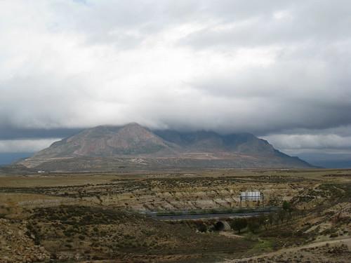 Entre Grenade et Murcia