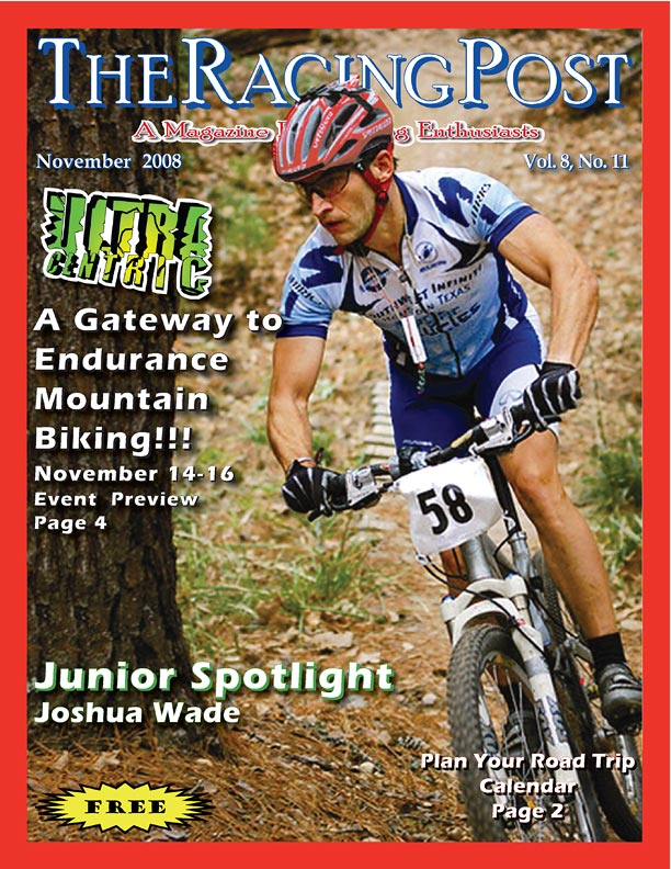 November 2008 Racing Post