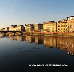 Turismo Toscano - Lungarno di Firenze