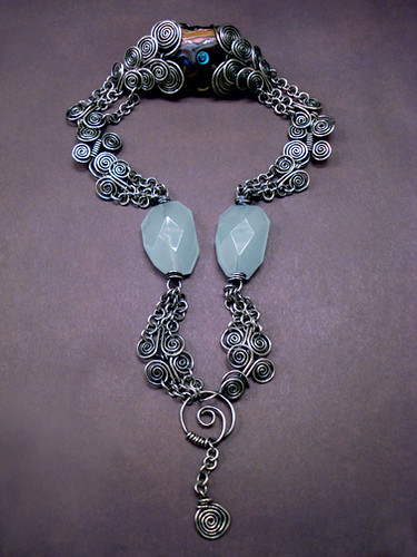 H. Palleiko Designs: HPD OOAK Necklace