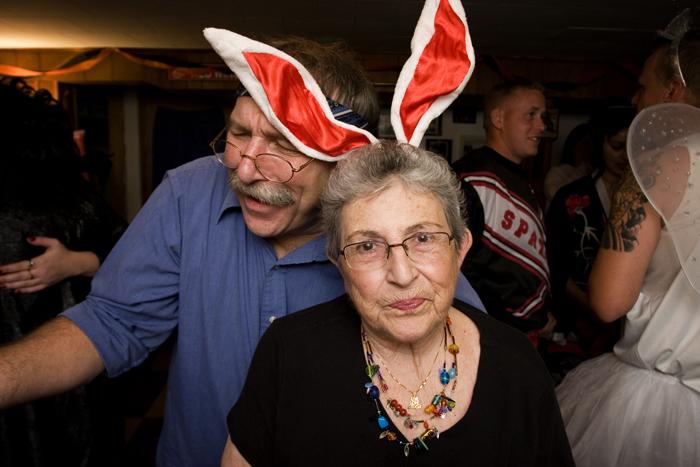 disgruntled bunny