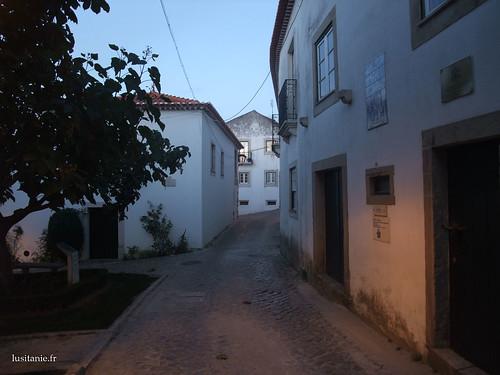 Pequena rua da Idade Média?