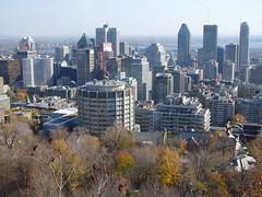 Montreal in October